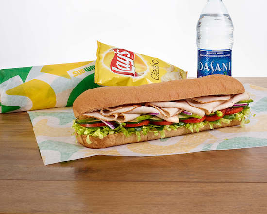 Subway (2424 S Center Rd)