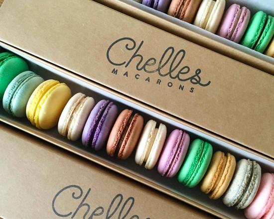 Chelles Macarons - Farmers Market