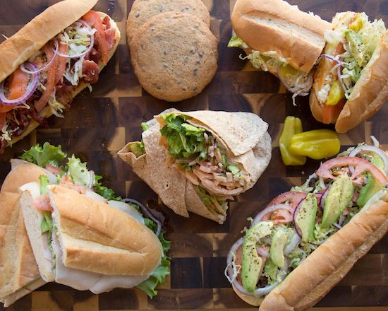 Goodcents Deli Fresh Subs (900 A Hayes Drive)