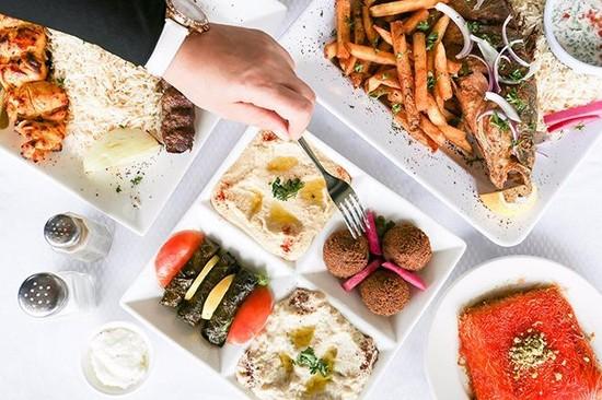 Bawadi Mediterranean and Sweets Cafe