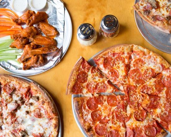 Fuel Pizza & Wings (K Street)