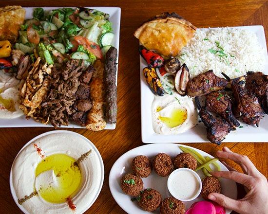 ZAATAR Mediterranean Cuisine