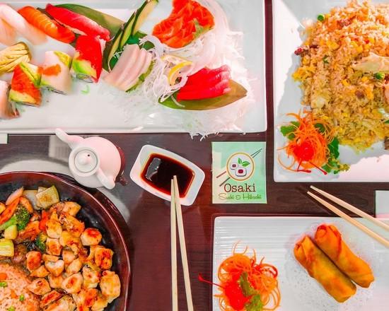 Osaki Sushi & Hibachi