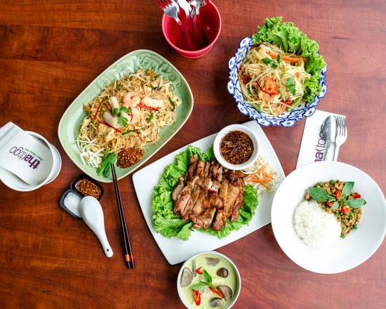 Indochine Thai Restaurant Delivery San Francisco Uber Eats