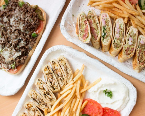 George's King of Falafel and Cheesesteak