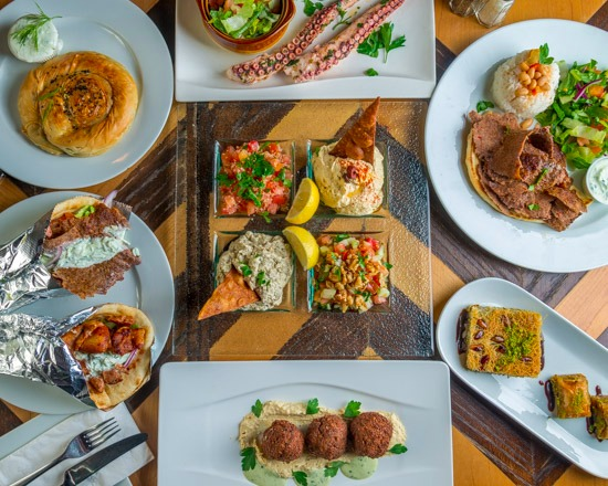 Za'atar Mediterranean Grill
