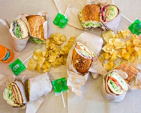 Ike's Love and Sandwiches - Shattuck