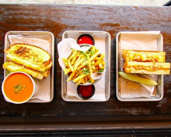 Grater Grilled Cheese - Mission Valley