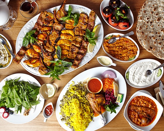Persian Delivery Near Me Persian Restaurants Uber Eats
