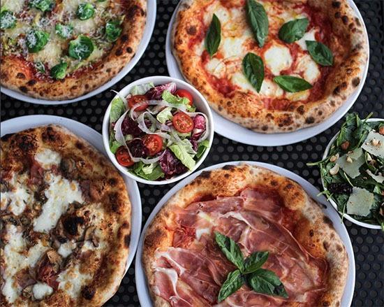 Homeslice Pizza Delivery Uber Eats