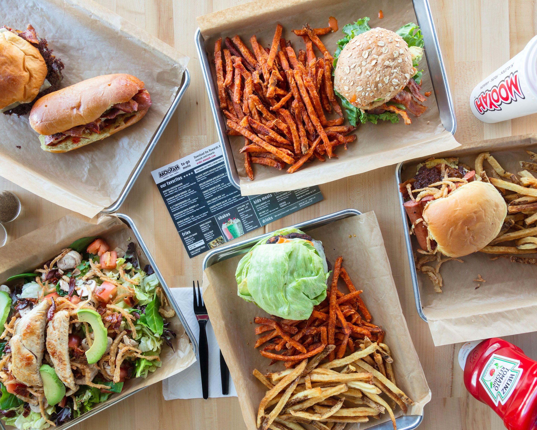 MOOYAH Burgers (Madison State Street)