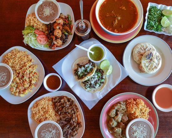 La Salsa (660 San Antonio Rd, Ste A)