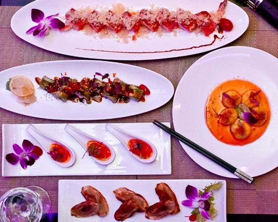 Luna Asian Bistro and Lounge - Astoria