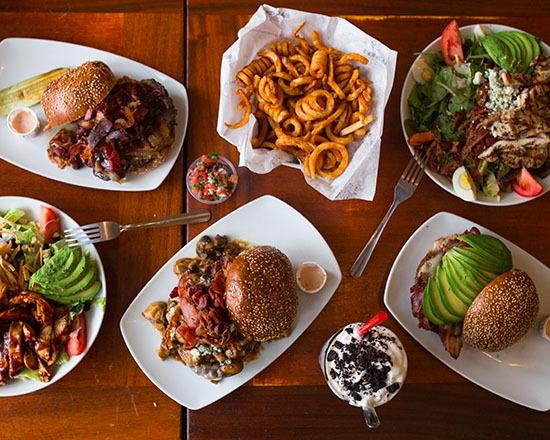 Barney's Gourmet Hamburgers (Piedmont)