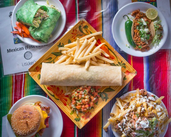 Litickers Mexican and Vegan Food
