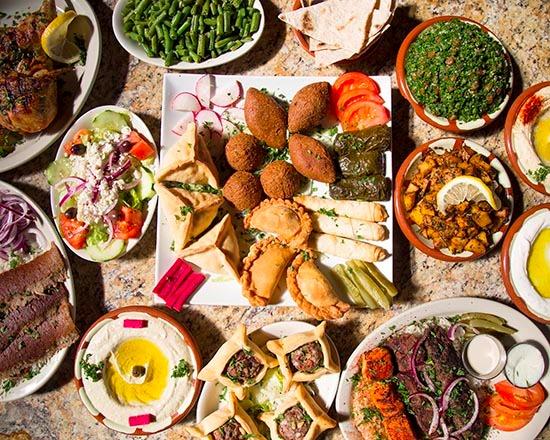 Micho'z Fresh Lebanese Grill