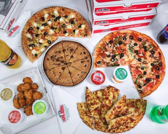 доставка от Papa Johns Pizza Norbury в London Ubereats