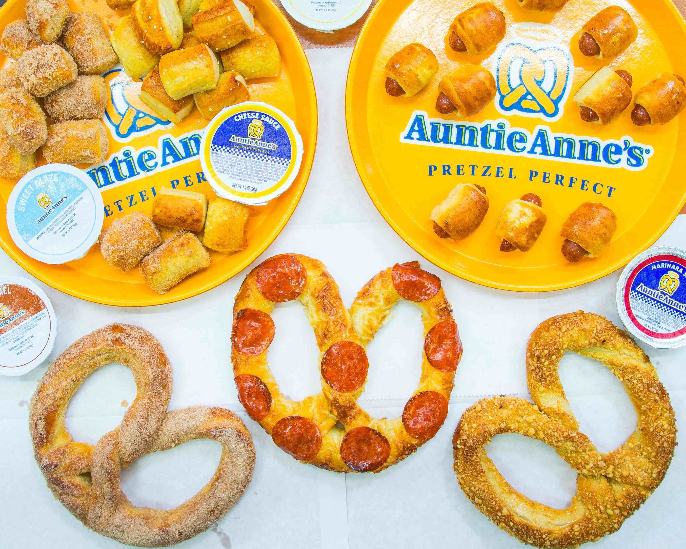 Auntie Anne's (324 E. College Ave)