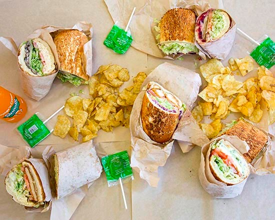 Ike's Love & Sandwiches - Fountain Valley
