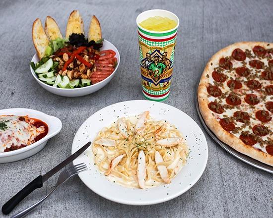 Three Brothers Pizza (Hyattsville)