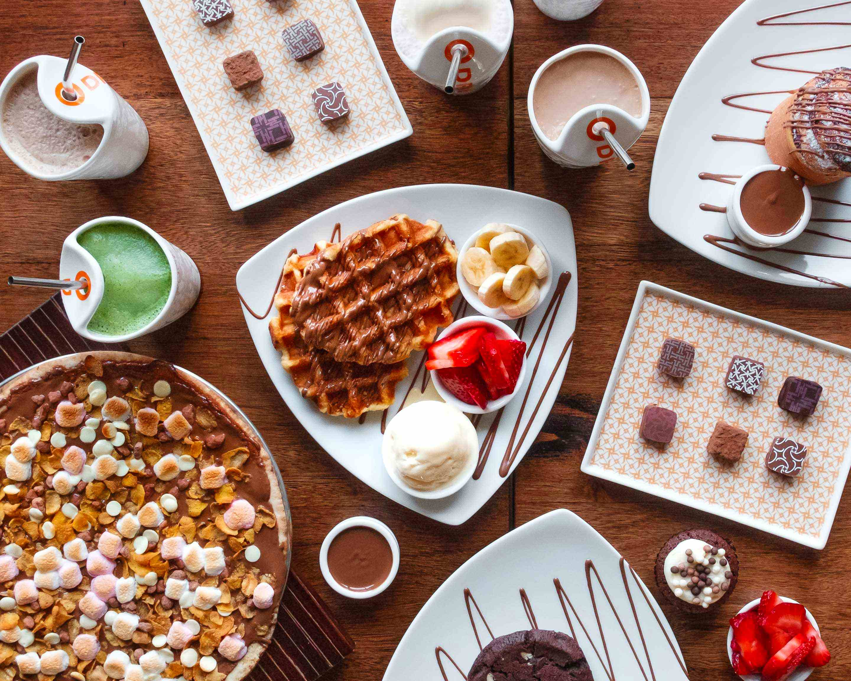 Max Brenner - Surfers Paradise
