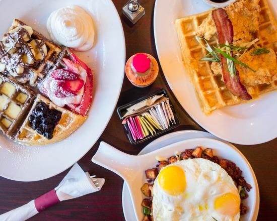 Chicago Waffles