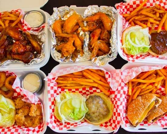 Mid City Burger and Wings