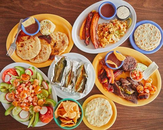 Salvadoreno Restaurant (Southern & Mesa)