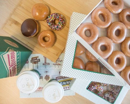 Krispy Kreme (McCaul St & Elm St)