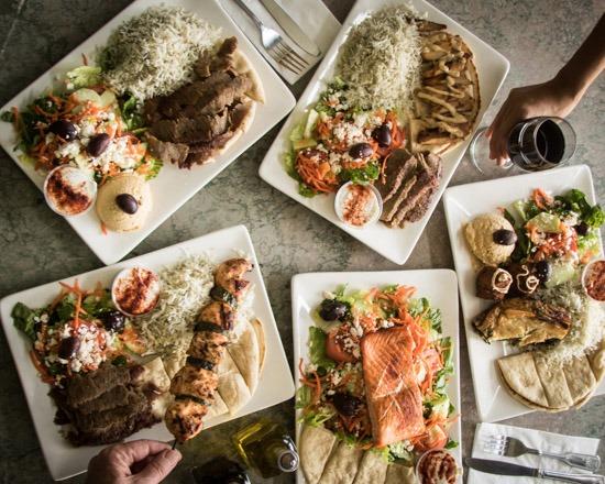 Mediterranean Cafe - Hillcrest